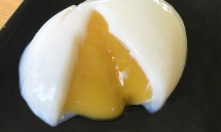 Egg í sultu
