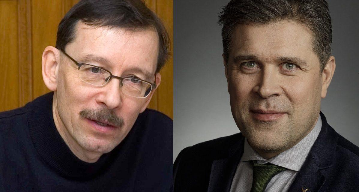 Lars Calmfors bregst við ásökunum Bjarna um vinhygli