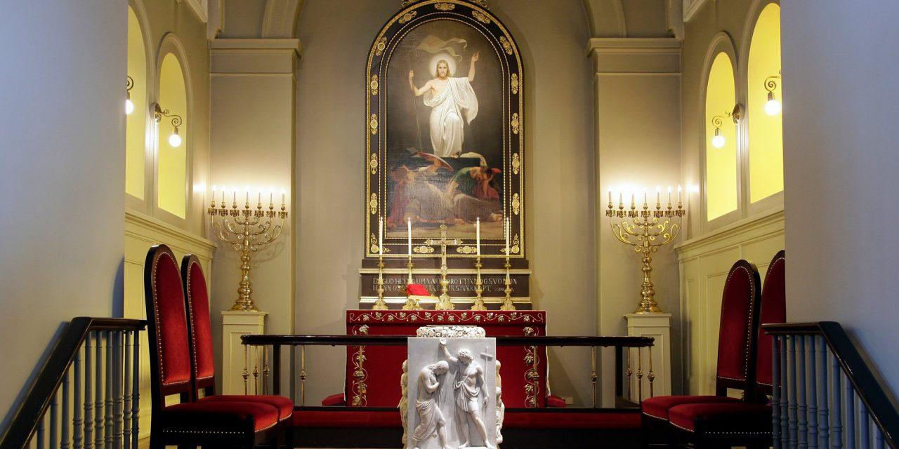 Hver er afstaða kirkjunnar til samkynhneigðar?