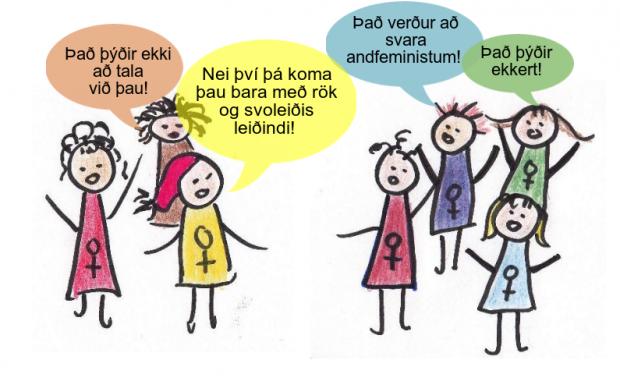 Eitt dæmi um ómarktæka gagnrýni