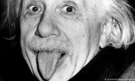 Einstein var flóttamaður