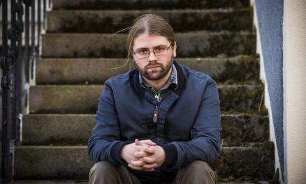 Helgi Hrafn Gunnarsson skrifar