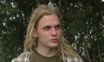 Dagbókarfærsla frá mars 2006