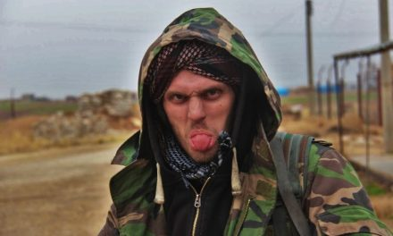 Haukur Hilmarsson – The Loss of a Friend, Killed in the Battle of Afrin