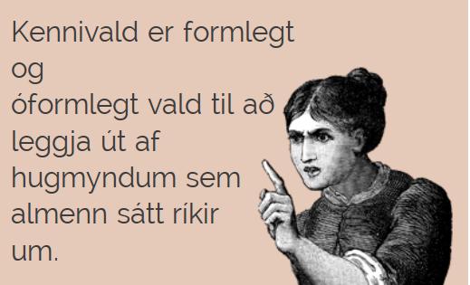 kennivald